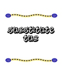 Substitute Tub