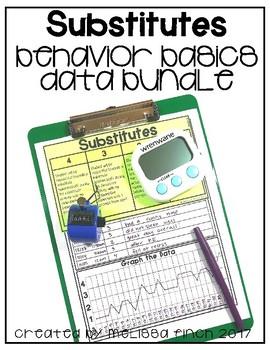 Substitutes- Behavior Basics Data