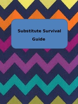 Substitutes Survival Guide Binder