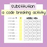 Substitution Code Breaker!