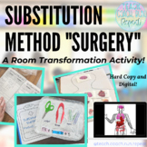 Substitution Surgery: A Room Transformation Kit!