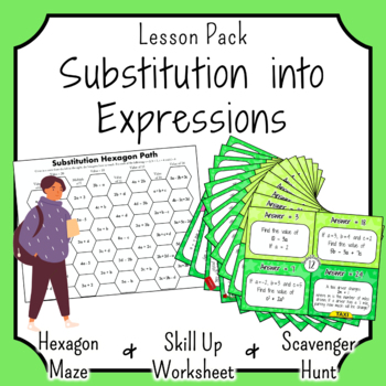 Substitution into Expressions