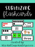 Subitizing Flashcards
