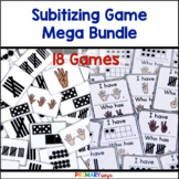 Number Sense Games and Activities | Subitizing with Numbers 1-30