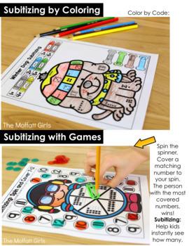 Subitizing (Number Sense) The Bundle!