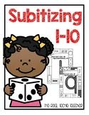 Subtizing 1-10