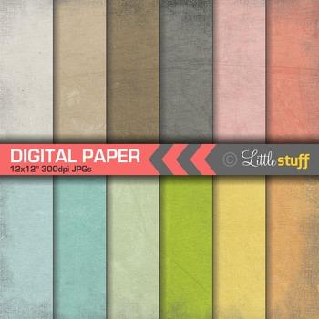 Subtle Grunge Digital Backgrounds, Rustic Background Patterns
