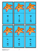 Subtract 15 or Less Worksheets, Ten-Frame, Counters, and Full Color Game
