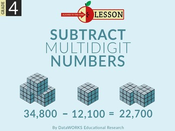 Subtract Multi-digit Numbers