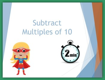 Subtract Multiples of 10 (within 100)