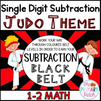 Subtract Single Digits like a Judo Master