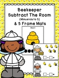 Subtract The Room Beekeeper & 5 Frame Mats