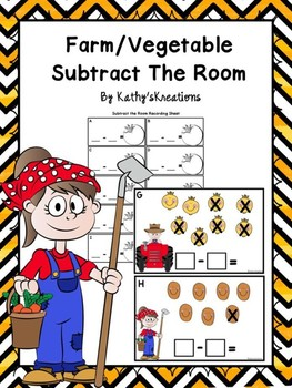 Subtract The Room -Vegetables