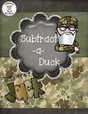 Math-Subtraction - Subtract-a-Duck