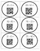 Subtracting 10's QR Codes-Put the Gum Balls in the Machine