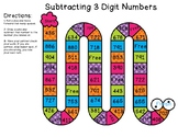 Subtracting 3 Digit Numbers