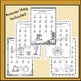 Subtracting 3 Digit Numbers Worksheets - Fall Themed