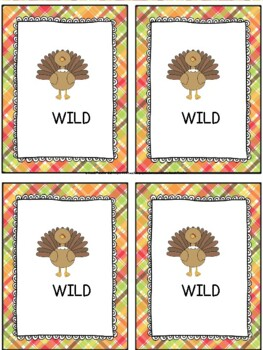 Subtracting Across 0 With  Regrouping Task Cards & Game (Turkey Themed)