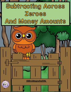 Subtracting Across Zero