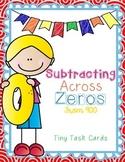 Subtracting Across Zeros from 900