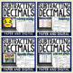 Subtracting Decimals Lesson Bundle
