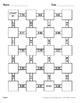 Subtracting Decimals Maze
