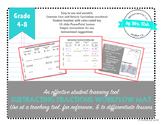 Subtracting Fractions Complete Lesson with PowerPoint & Guided Note
