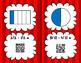 Subtracting Fractions Scavenger Hunt QR Code Cards