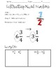 Subtracting Fractions Unit