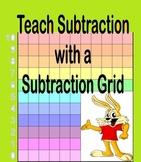 Subtracting Grid *Power Point Presentation* & Grid Activity