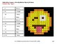 Subtracting Integers Color-By-Number EMOJI Mystery Pictures