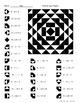 Subtracting Integers Color Worksheet