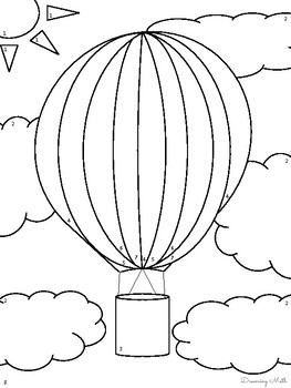 Subtracting Integers Coloring Page