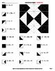 Subtracting Integers - Coloring Worksheets
