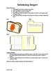 Subtracting Integers File Folder Games