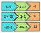 Subtracting Integers Center