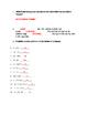 Subtracting Integers Webquest