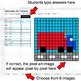 Subtracting Like Fractions - Google Sheets Pixel Art - Transportation