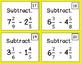 Subtracting Mixed Numbers BUNDLE