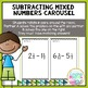 Mixed Numbers Subtraction Game