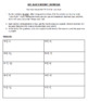 Subtracting Mixed Numbers: Interactive Notebook Foldable & Save the Teacher Game
