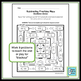 Subtracting Mixed Numbers and Decimals Maze