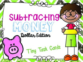 Subtracting Money
