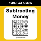 Subtracting Money - Emoji Art & Math - Draw by Number | Co