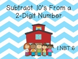 Subtracting Multiples of 10