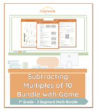 1st Grade Math | Subtracting Multiples of 10
