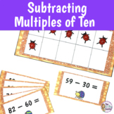 Subtracting Multiples of Ten