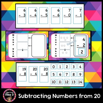 Subtracting Numbers to 20
