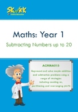Subtracting Numbers up to 20