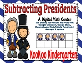 Subtracting Presidents-A Digital Math Center for Google Classroom
